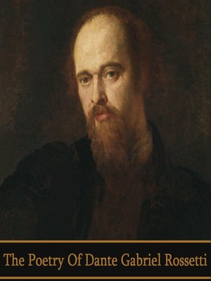 cover image of The Poetry of Dante Gabriel Rossetti