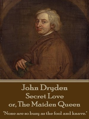 cover image of Secret Love or The Maiden Queen