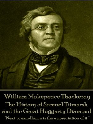 cover image of The History of Samuel Titmarsh and the Great Hoggarty Diamond