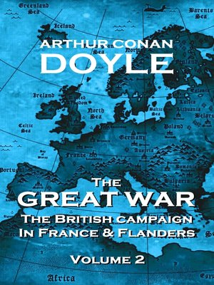 cover image of The Great War, Volume 2