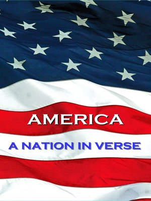 cover image of The Poetry of America