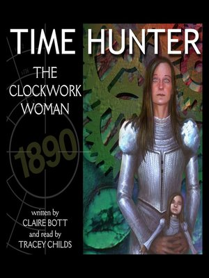 cover image of The Clockwork Woman