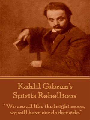 cover image of Spirits Rebellious