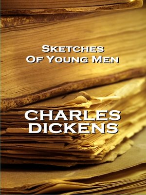 cover image of Sketches of Young Men