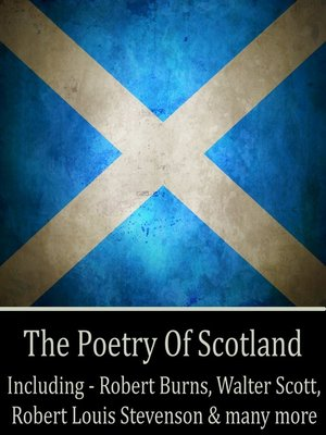 cover image of The Poetry of Scotland