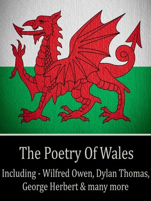 cover image of The Poetry of Wales
