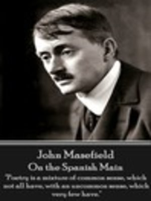 cover image of On the Spanish Main