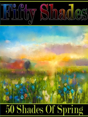 cover image of Fifty Shades of Spring