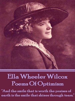 cover image of Poems of Optimism