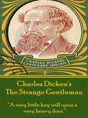 cover image of The Strange Gentleman
