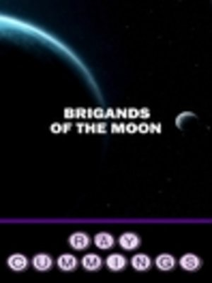 cover image of Brigands of the Moon