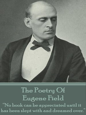 cover image of The Poetry of Eugene Field