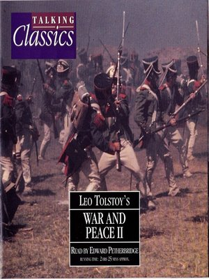 cover image of War & Peace, Part 2