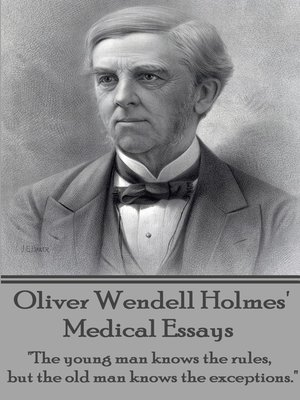 cover image of Medical Essays