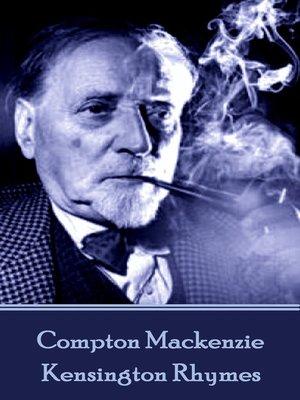cover image of Kensington Rhymes