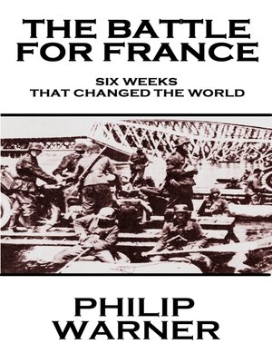 cover image of The Battle for France, 1940