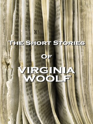 cover image of The Short Stories of Virginia Woolf