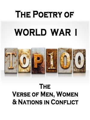 cover image of The Poetry of World War I