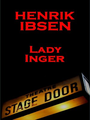 cover image of Lady Inger