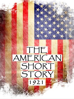 cover image of The American Short Story, 1921