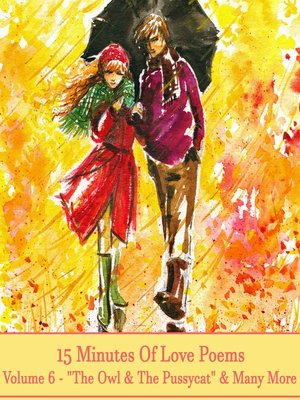 cover image of 15 Minutes of Love Poems, Volume 6
