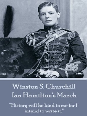 cover image of Ian Hamilton's March