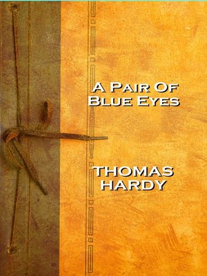 cover image of A Pair of Blue Eyes