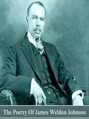 cover image of The Poetry of James Weldon Johnson