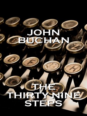 cover image of The Thirty Nine Steps