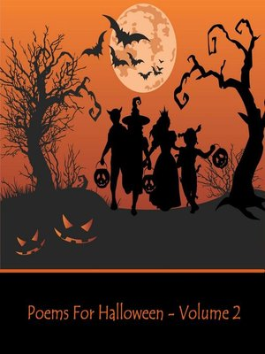 cover image of Halloween Poems, Volume 2