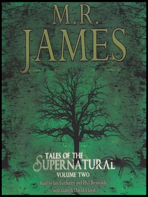 cover image of Tales of the Supernatural, Volume 2