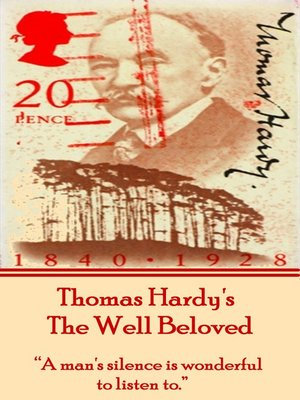 cover image of The Well Beloved, by Thomas Hardy