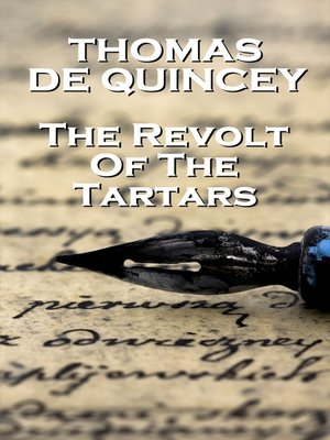 cover image of Revolt of the Tartars