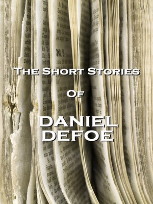 cover image of The Short Stories of Daniel Defoe