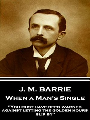 cover image of When a Man's Single