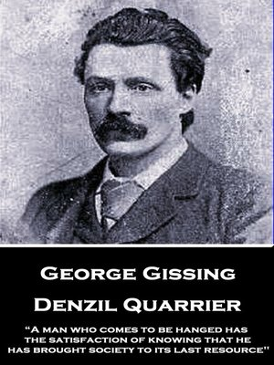 cover image of Denzil Quarrier