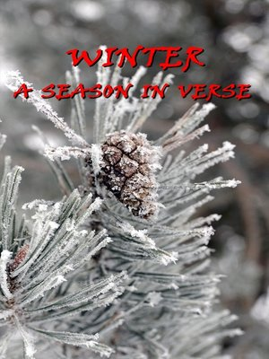 cover image of Winter, A Season In Verse