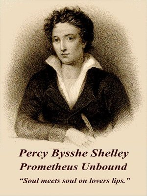 cover image of Prometheus Unbound