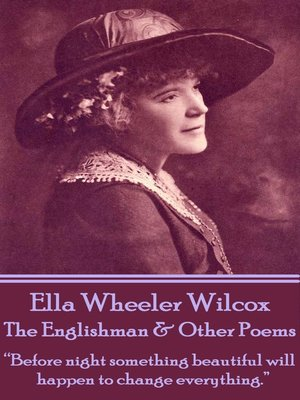 cover image of The Englishman & Other Poems