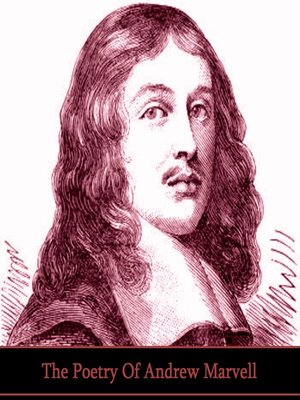 cover image of The Poetry of Andrew Marvell