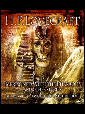 cover image of Imprisoned with the Pharoahs & Other Stories