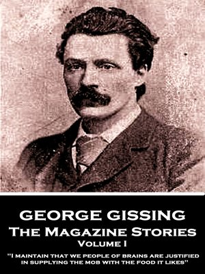 cover image of The Magazine Stories, Volume I