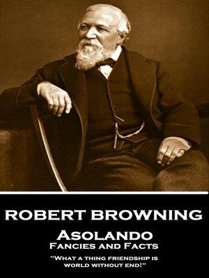 cover image of Asolando