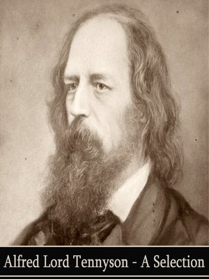 cover image of The Poetry of Alfred, Lord Tennyson