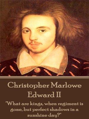 cover image of Edward II