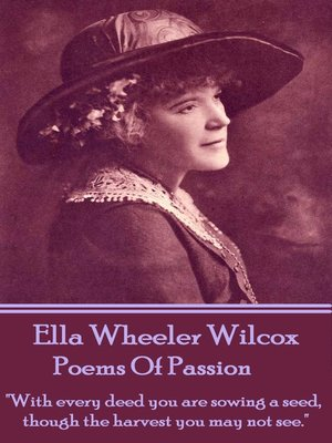 cover image of Poems of Passion