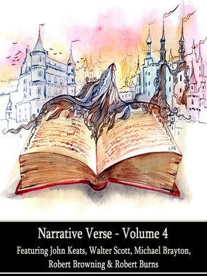 cover image of Narrative Verse, Volume 4
