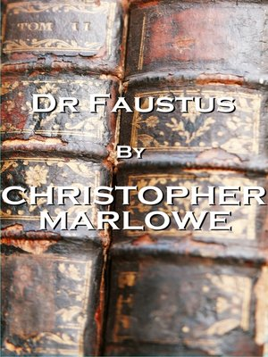 cover image of Dr Faustus