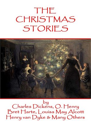 cover image of The Christmas Short Stories