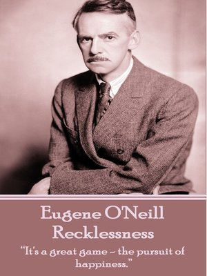 cover image of Recklessness